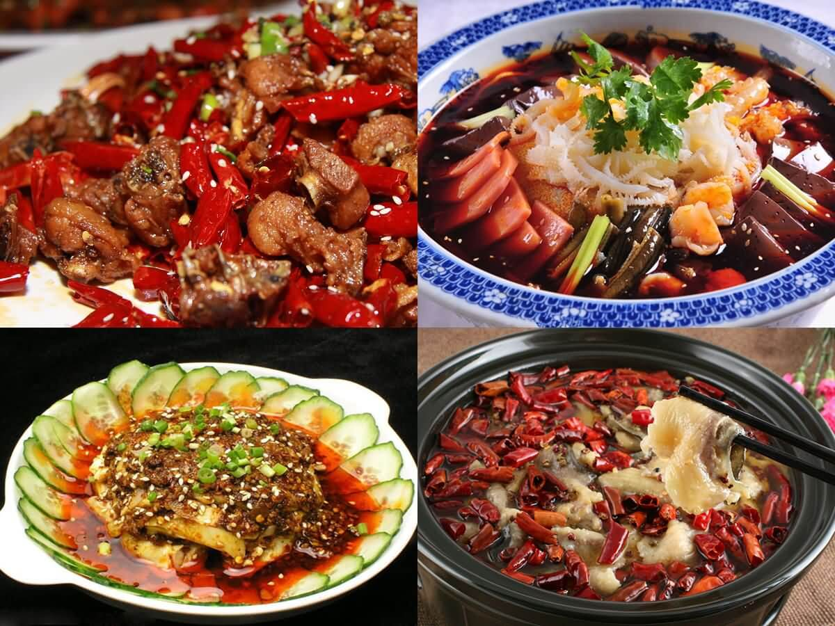 Chongqing Food - China Tours