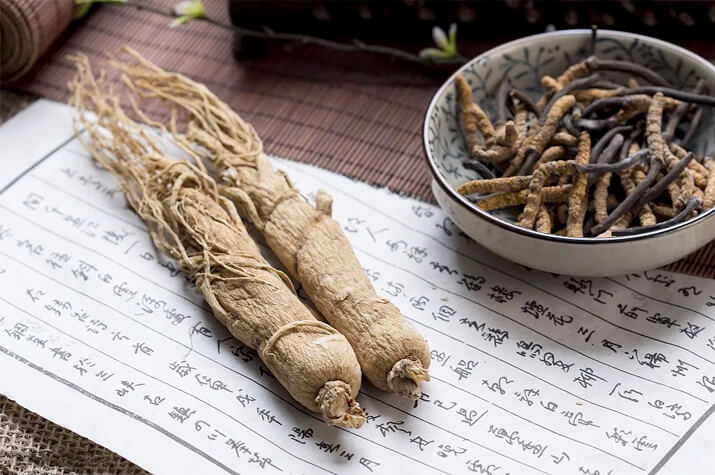 Chinese Medicines 5 - ChineseWishes